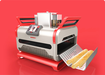 Robotic Dosa Maker