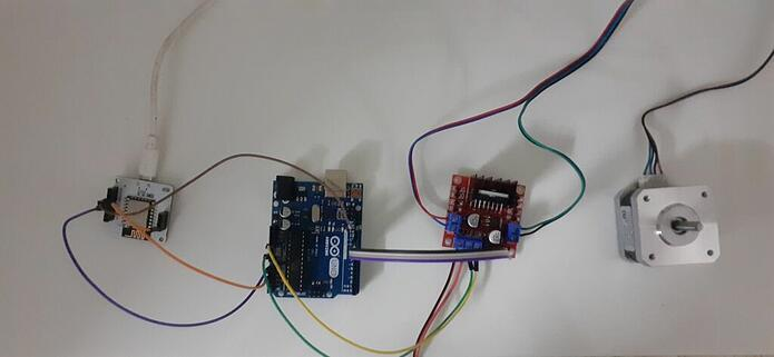 Connecting Bolt to Arduino