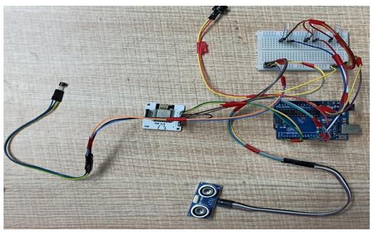 Connecting LM35 Temperature Sensor