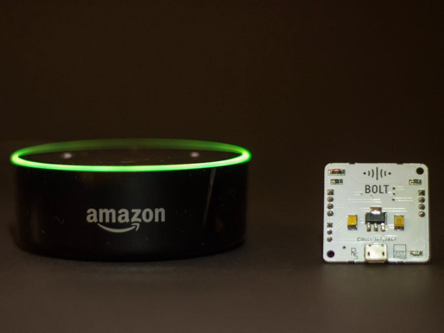 Amazon Alexa for IoT and Home Automation Project