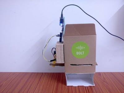 DIY Pet Feeder Using Bolt